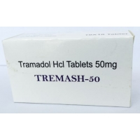 TREMASH 50mg TABLETS by Sunrise Remedies