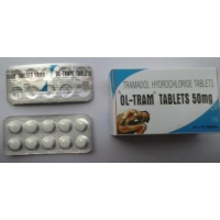OL-TRAM 50mg TABLETS by Hab Pharmaceuticals