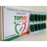 TOPDOL 100mg Capsules by Signature Pharma