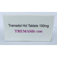 TREMASH 100mg TABLETS by Sunrise Remedies